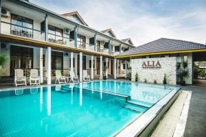 Alia Residence Business Resort, Resorts  Pantai Cenang - big - 42