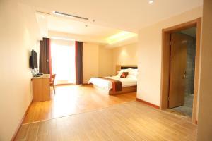 Auberges de jeunesse - JUNYI Hotel Hebei Shijiazhuang Pingshan Town Wanshou Road