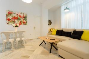 Apartamento CIGARRERAS de Cadiz, Ferienwohnungen  Cádiz - big - 6