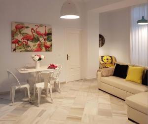 Apartamento CIGARRERAS de Cadiz, Ferienwohnungen  Cádiz - big - 28