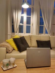 Apartamento CIGARRERAS de Cadiz, Ferienwohnungen  Cádiz - big - 31