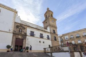 Apartamento CIGARRERAS de Cadiz, Ferienwohnungen  Cádiz - big - 38
