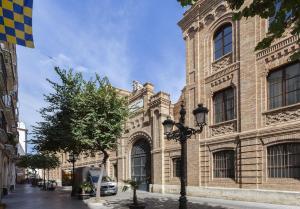 Apartamento CIGARRERAS de Cadiz, Ferienwohnungen  Cádiz - big - 42