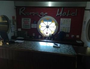 Motel Ramage (Adults Only), Motel  Santos - big - 14