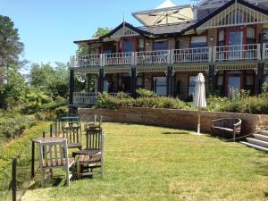 Echoes Boutique Hotel & Restaurant, Hotels  Katoomba - big - 1