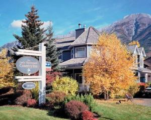 Lady MacDonald Country Inn - Accommodation - Canmore