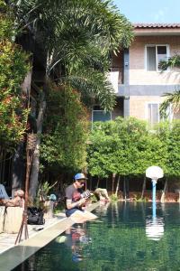 102 Residence, Hotels  San Kamphaeng - big - 162
