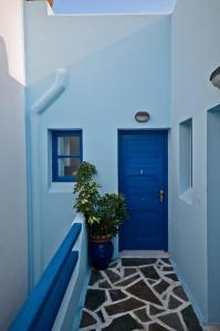 Galazia Studios, Aparthotely  Naxos - big - 12