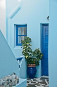 Galazia Studios, Aparthotely  Naxos - big - 18