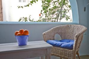 Galazia Studios, Aparthotely  Naxos - big - 29