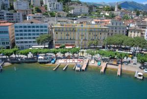 Hotel Walter Au Lac, 6900 Lugano