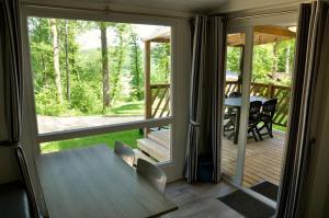 Camping Naturiste Terme d'Astor, Campeggi  Saint-Avit-Rivière - big - 4