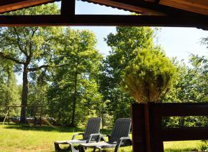Camping Naturiste Terme d'Astor, Campeggi  Saint-Avit-Rivière - big - 9