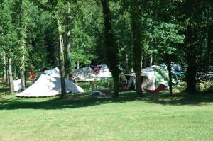 Camping Naturiste Terme d'Astor, Campeggi  Saint-Avit-Rivière - big - 18