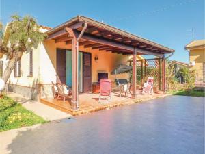 Villa Laura, Prázdninové domy  Campofelice di Roccella - big - 10