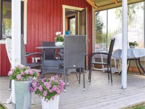 One-Bedroom Holiday Home in Sommen, Holiday homes  Sommen - big - 11