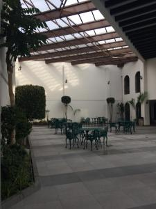 Radisson Hotel Del Rey Toluca, Hotels  Toluca - big - 29