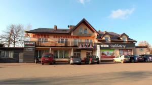 Hotel Alta, Отели  Brzozów - big - 1