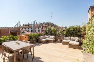 Spanish Steps Design Penthouse With Terrace - abcRoma.com