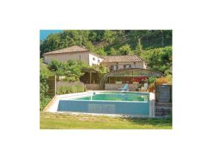 Three-Bedroom Holiday Home in Catelnaud de Grateca., Ferienhäuser  Soubirous - big - 1
