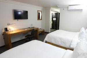 Radisson Hotel Del Rey Toluca, Hotels  Toluca - big - 13