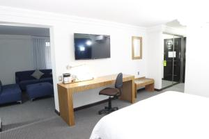 Radisson Hotel Del Rey Toluca, Hotely  Toluca - big - 28