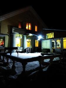 Abyrvalg Hotel - Syas'stroy