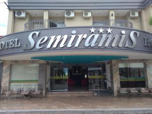 Hotel Semiramis, Hotely  Termas de Río Hondo - big - 1