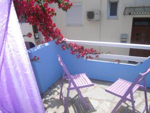 Galazia Studios, Aparthotely  Naxos - big - 11