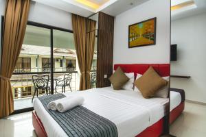 Alia Residence Business Resort, Resorts  Pantai Cenang - big - 51