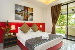 Alia Residence Business Resort, Resorts  Pantai Cenang - big - 29