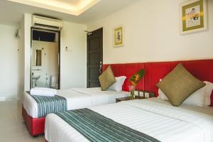 Alia Residence Business Resort, Resorts  Pantai Cenang - big - 28