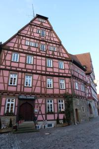 Gästehaus zur Sonne - Gundelsheim
