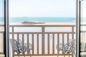 obrázek - Appartement de Luxe Le Grand Sillon Vue sur Mer - Le Deck