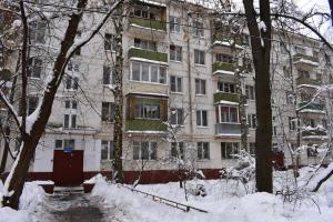 9 parkovaya 61k6, Apartmanok  Moszkva - big - 25
