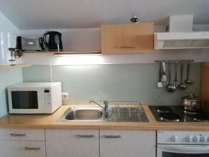 Appartement Bruckberg, Apartments  Zell am See - big - 9