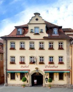 Hotel Eisenhut - Eckartshof