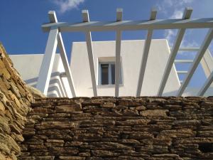 Villa Lydi Andros Greece