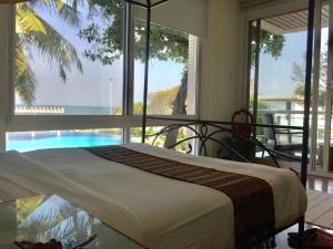 Spectacular Ocean View at Baan Sansaran, Apartmány  Hua Hin - big - 37