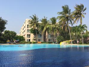 Spectacular Ocean View at Baan Sansaran, Apartmány  Hua Hin - big - 5