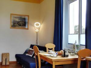 Residenz Bellevue Whg_ 13, Апартаменты  Банзин - big - 2