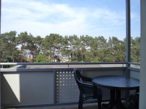 Residenz Bellevue Whg_ 13, Апартаменты  Банзин - big - 5