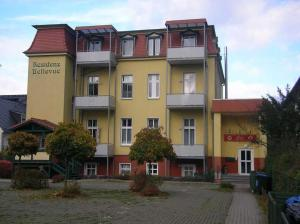 Residenz Bellevue Whg_ 13, Apartmány  Bansin - big - 1