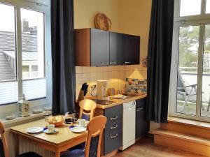 Residenz Bellevue Whg_ 13, Апартаменты  Банзин - big - 7