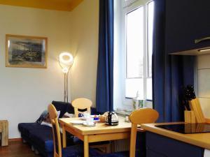 Residenz Bellevue Whg_ 13, Апартаменты  Банзин - big - 9