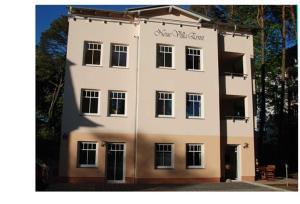 Neue Villa Ernst 02, Appartamenti  Bansin - big - 1