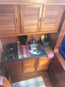 obrázek - House boat for unique experience in Sant'Antioco