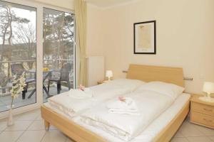 Villa Strandperle_ Whg_ 24, Apartmanok  Bansin - big - 4