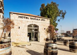 Malka hostel, Ostelli  Gerusalemme - big - 26