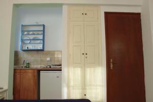 Alkion Studios, Apartmány  Naxos Chora - big - 7
